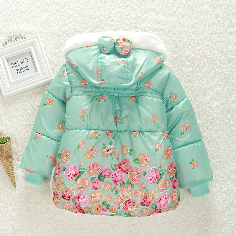 fc324a822 1 4 anos moda infantil meninas casacos de inverno casacos para meninas  casaco de inverno crianças criança crianças Outerwear jaqueta casacos de  roupas de ...