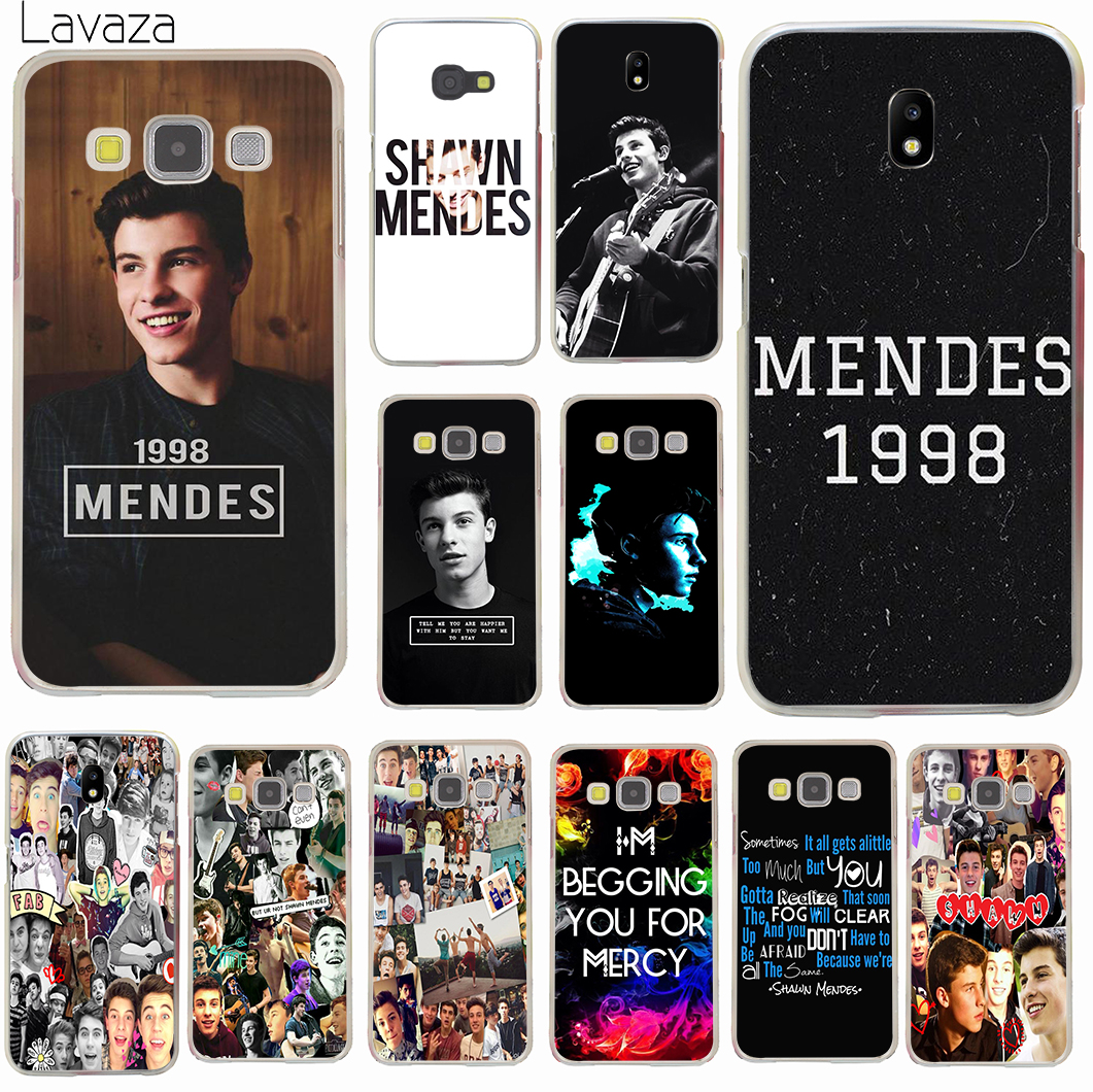 Lavaza Shawn Mendes Magcon Hard Phone Case for Samsung Galaxy J3 J1 J2 J7 J5 2015 2016 2017 J2 Pro Ace J7 J3 J5 Prime Cover