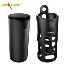 ZEALOT S8 Сенсорное Управление Портативный Беспроводной Bluetooth Динамик с Слинг Обложка Aux Аудио/TF Автомобиль Спикера Партии Спикер 3D стерео
