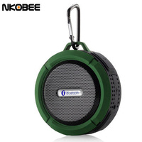NKOBEE Waterproof Bluetooth Speaker For Xiaomi Outdoor Portable Mini Wireless Bluetooth Speaker For Iphone Samsung Mobile