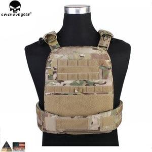 Image 2 - EMERSONGEAR CP AVS Adaptive Vest Heavy Version Military Hungting Vest Protective Tactical Duty AVS Vest US Multicam EM7397