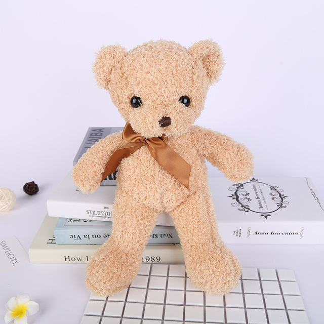 lovely Teddy bear plush toy about 36cm bear soft doll children's toy Christmas gift b1508 | Stuffed & Plush Animals