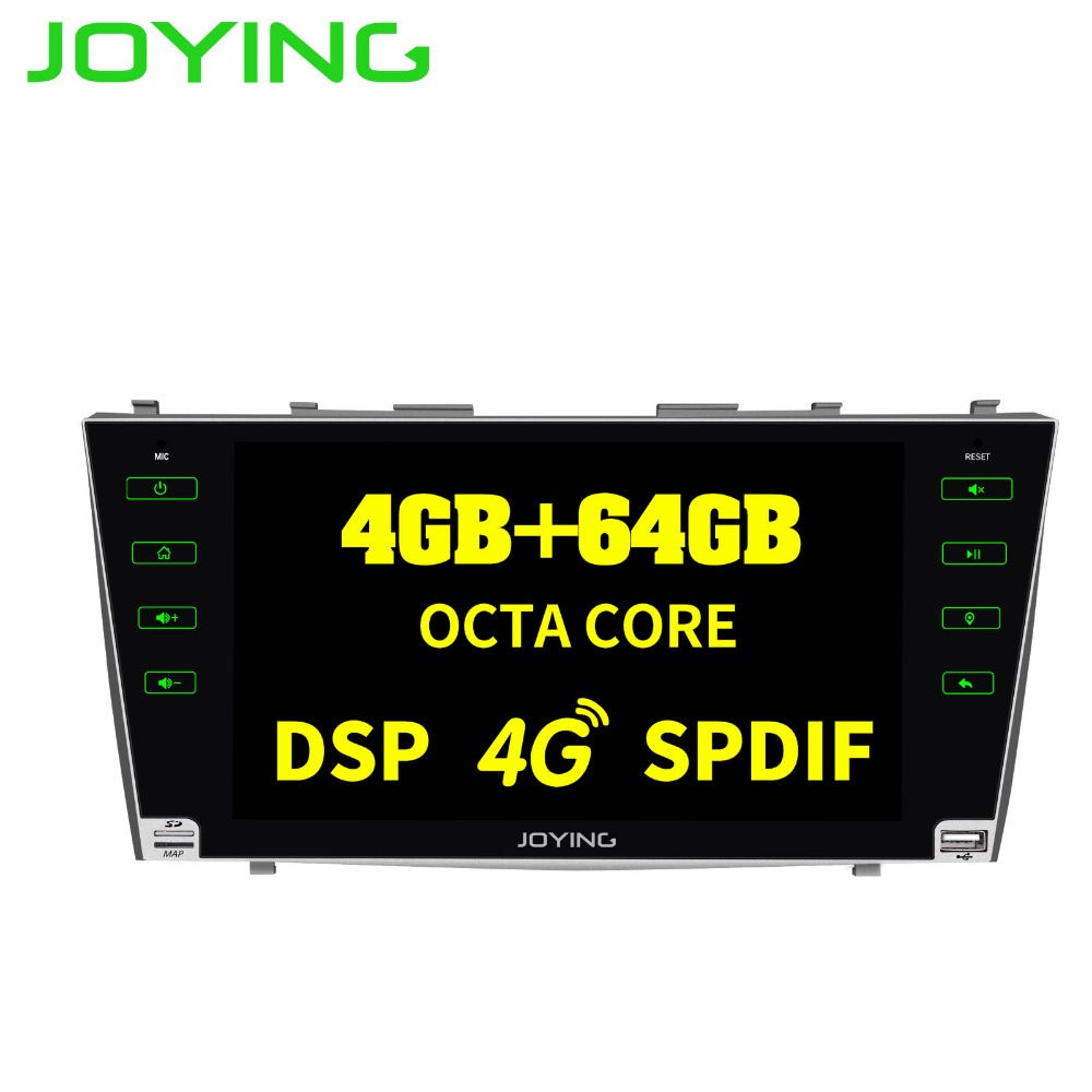 9 Double 2 Din Android 8 1 Car Radio Stereo Head Unit For Toyota Camry Aurion