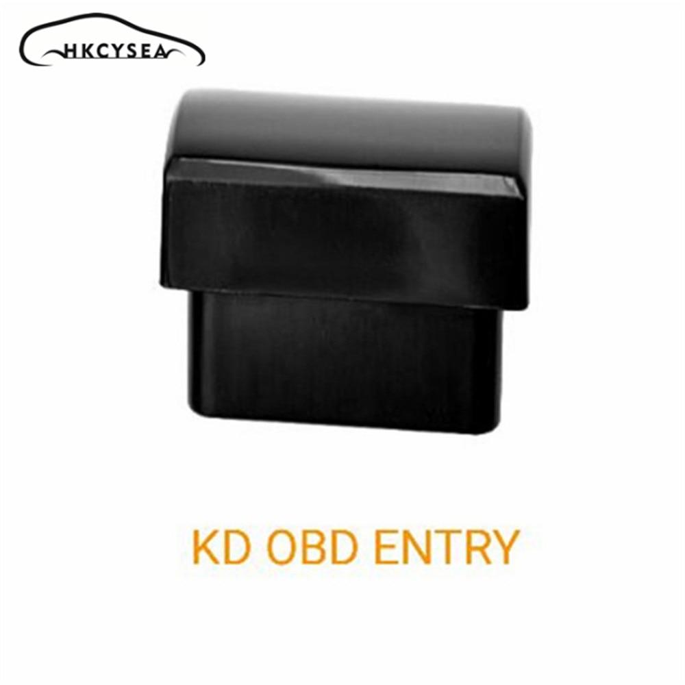New Arrival KEYDIY English Version KD OBD Entry for font b Smartphones b font to Car
