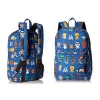 Star Wars Boba Fett Laptop Backpack Oxford Cloth men backpack large capacity travel bag fashion Double Shoulder Bag book bag