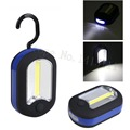 Multifunctional COB+3 LED Stand Flashlight Torch Outdoor Handy Lamp Portable Work Camp Light Tent Hang Lamp with Magnet Hook