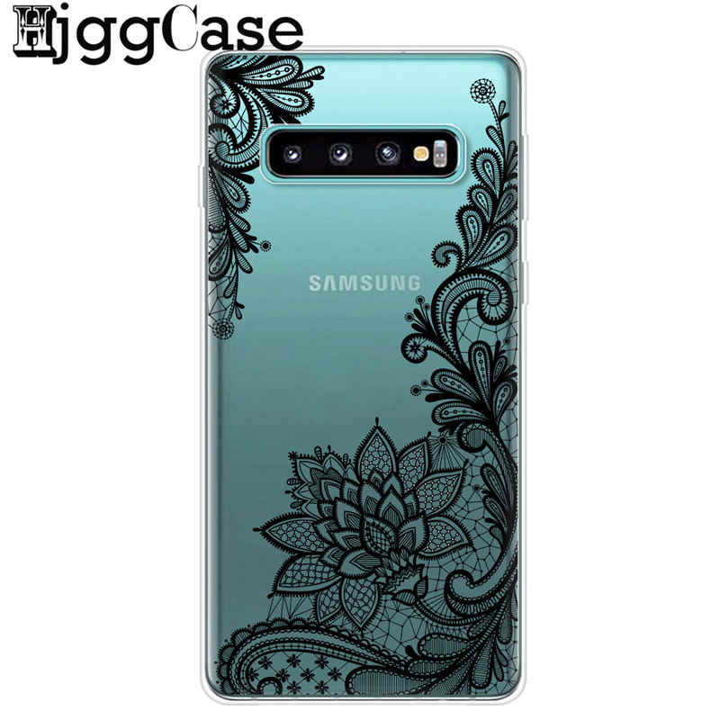 עבור סמסונג גלקסי A50 A505 מקרה M10 M20 S10 S10e רך TPU סיליקון כריכה אחורית עבור Samsung A10 A30 A20 a40 A70 A50 מקרי טלפון