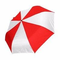 Anti UV Parapluie 3 Складные Путешествия sombrinha зонтик Corporation ветрозащитный подарок для зонтика Обитель зла белый зонт авто