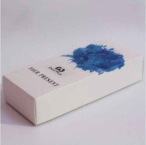 Blue Fire Black Sock