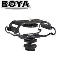 Boya Camera Shoe Shockmount BY C10 for Zoom Olympus Tascam Sony Roland