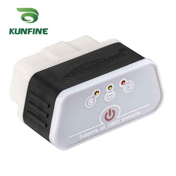Auto Diagnostic Tool Car engine code Scanner Vehicle fault reader KF-A1189-1