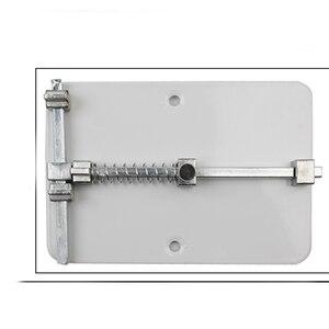 Высокое качество 8*12 см Телефон PCB держатель материнская плата приспособление мешок SMD пайки reowrk платформа для мобильного телефона iPhone Samsung ...