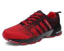 c9b10eb6b 2018 Hot Sales Fashion Light Breathable cheap Lace-up Men Shoes Human Race  Casual Shoes For Male Black Red Plus Size 35-46