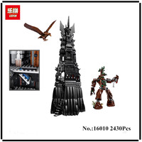 IN STOCK Free Shipping LEPIN 16010 2430Pcs Lord Of The Rings Lord Of The Rings Model