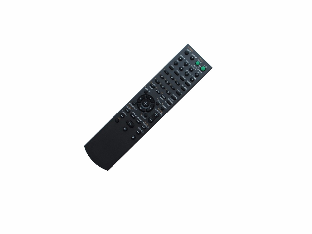sony str dn860 black Replacement Remote Control For Sony STR-K790 ADD SURROUND SOUND AV RECEIVER SYSTEM
