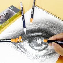 Effaceur en caoutchouc à corde pour papier, gomme à crayon pour corriger les dessins détails et contours, accessoires d'art et modeling