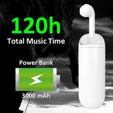 최신 무선 블루투스 이어폰 컴팩트 3000mAh powerbank 충전기 케이스 이어폰 이어 버드 이어폰 하나의 이어폰 HBQ i9
