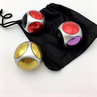 New Fashionable 4 Colous Football Spinner Fidget Spinner Hand Finger Magic Toy Metal Toy Anti Stress