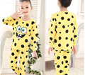 2015 moda Meninos Meninas Sleepwear Conjuntos de Pijama Roupa Do Bebê Roupa Das Crianças Set Crianças Pijamas Meninas Snow Queen Pijamas set