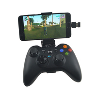 Android Smart Phone Wireless Gamepad Joystick Controller Joypad For PS3 Console Phone PC TV Box