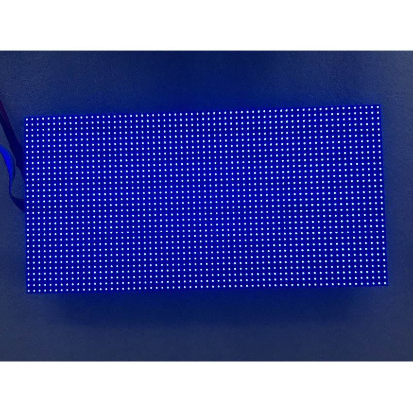 64x32dots High Qquality Waterproof P4 Outdoor RGB LED Module P3 P5 P6 P8 P10 For Full Color Led Display Screen Panel