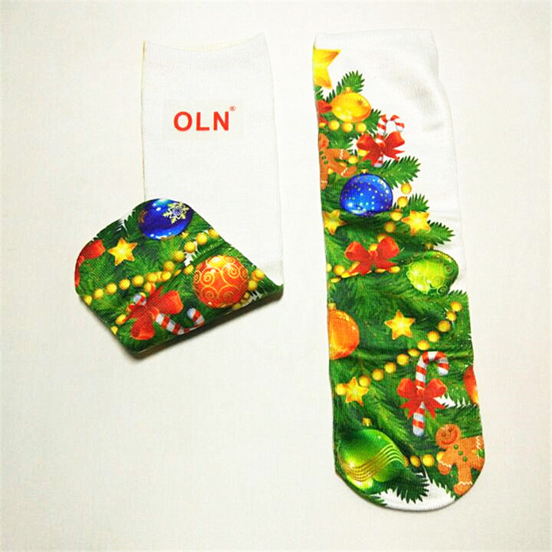 OLN AGE 11-30 hot new brand deporte socks with fleece in bottom ladies cotton sporting socks warm short pink sox coturno femin