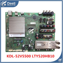 97% New for Original motherboard KDL-52V5500 1-878-942-12 A-1663-964-B LTY520HB10 board good working