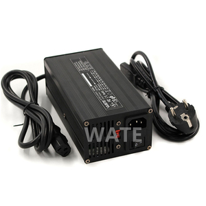 Image 1 - 58.8V 6A Li ion charger Used for 48V 52v 14S electric bike battery e scooter battery