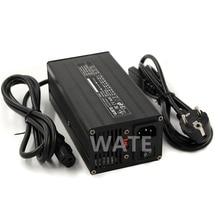 58.8V 6A akumulator litowo jonowy ładowarka używana do 48V 52v 14S bateria do rowerów elektrycznych e akumulator do skutera