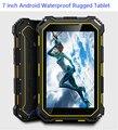 Original S933 MTK8382 quad core 3G 7.0 pulgadas IP68 impermeable a prueba de golpes tablet PC teléfono móvil al aire libre 7000 mAH OTG Android T70