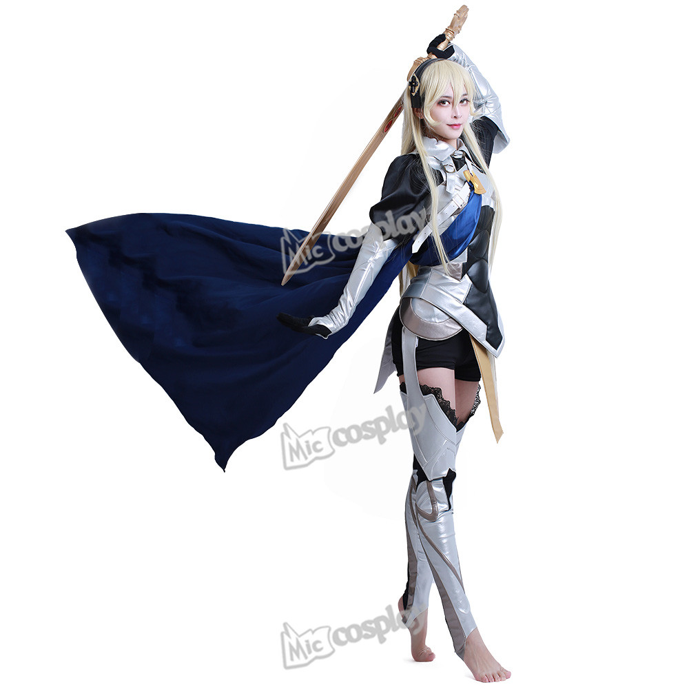Anime feu emblème destins femme Avatar Corrin Cosplay femme Costume femme