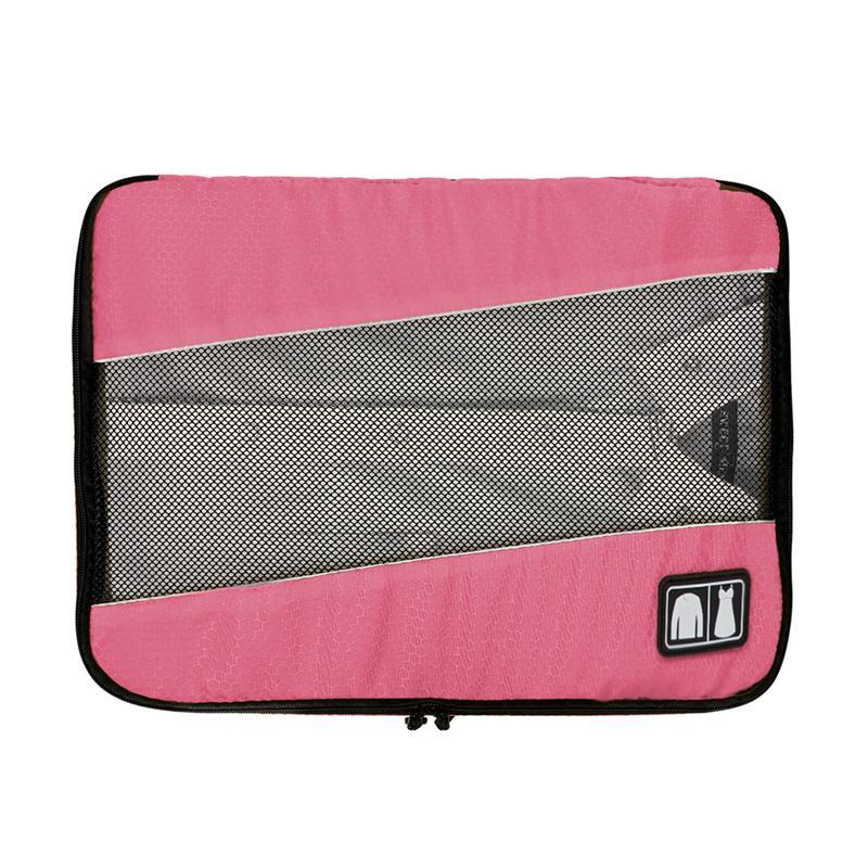 WORTHFIND Travel Bag 4 Set Packing Cubes Bagage Packing Arrangörer - Väskor för bagage och resor - Foto 4