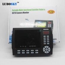 цена на sat finder meter 4.3 inch LCD sk 9058H dvb-s2 satellite finder MPEG4 Portable satfinder meter