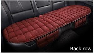 Image 3 - Car Seat Cover,Universal Seat Car Styling For Toyota Camry 40 RAV4 Verso FJ Land Cruiser LC 200 Prado 150 120,Car pad,Styling 90
