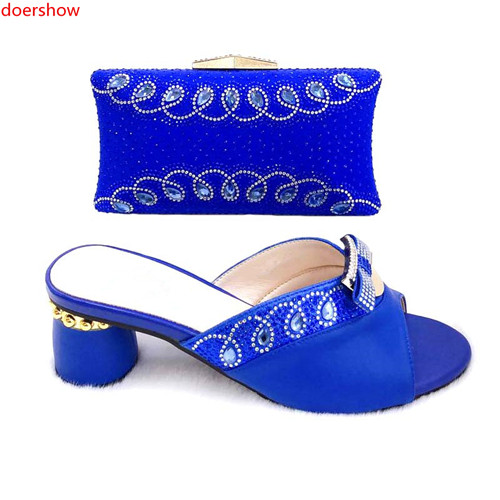 doershow African R. blue Shoes And Bag To Match High Quality Italian Shoes and Bag Set Nigerian Party Shoe and Bag Set!HLM1-4doershow African R. blue Shoes And Bag To Match High Quality Italian Shoes and Bag Set Nigerian Party Shoe and Bag Set!HLM1-4