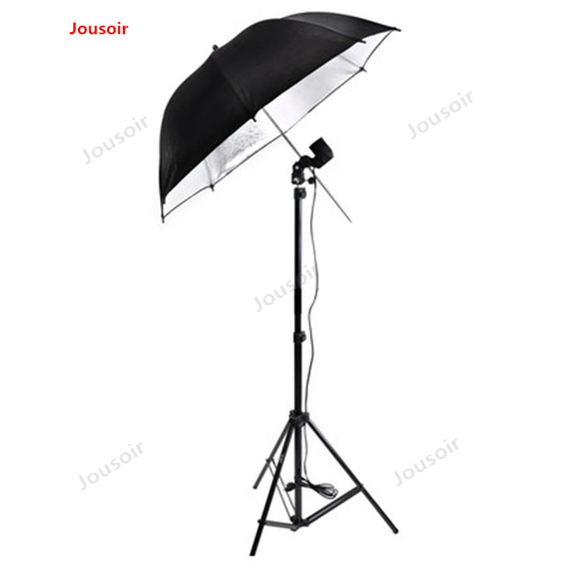 Single lamp head umbrella lamp Professional Studio photographic lamp set Photographic equipment Accessories CD50 T03|Photo Studio Accessories| |  - title=
