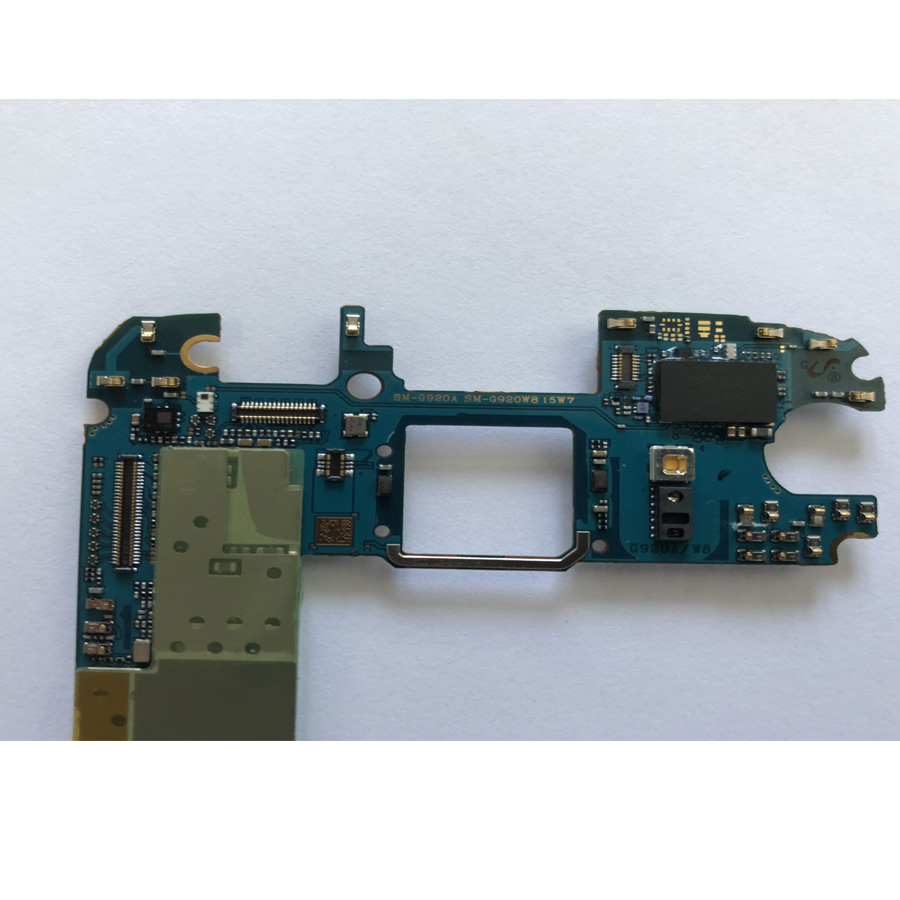 US $37 89 |ZIMO Original Motherboard For Samsung Galaxy S6 G920F 32GB  Unlocked With Chips IMEI Whole Mainboard free back door-in Mobile Phone  Circuits