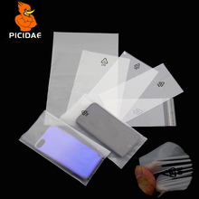 8x16cm 1000pcs New material CPE heat sealing plastic pack bags/ Arenaceous phone,electronic components pouchs