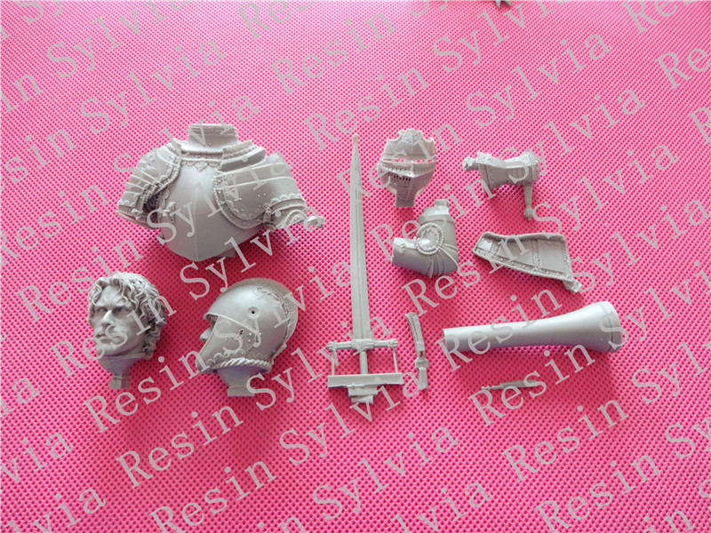 pre order-resin toys free shipping 1/10 medieval general with ancient figure bust Sabre Championship resin assembly kits 1 9 200mm police girl 200mm unpainted kit resin model free shipping