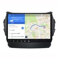 Asvegen Octa 8 Core Car Dvd For Hyundai Santafe Ix45 Car PC Head Unit GPS Navigation