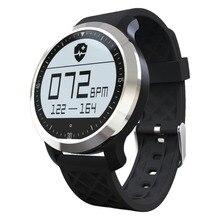 สมาร์ทกีฬาว่ายน้ำนาฬิกา,อัจฉริยะบลูทูธออกกำลังกายติดตามสุขภาพหัวใจRate Monitor PedometerนอนMonitor, Android IOS