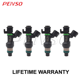 4x H025241 fuel injector for Renault Megane III 2.0 16V 2009~2016