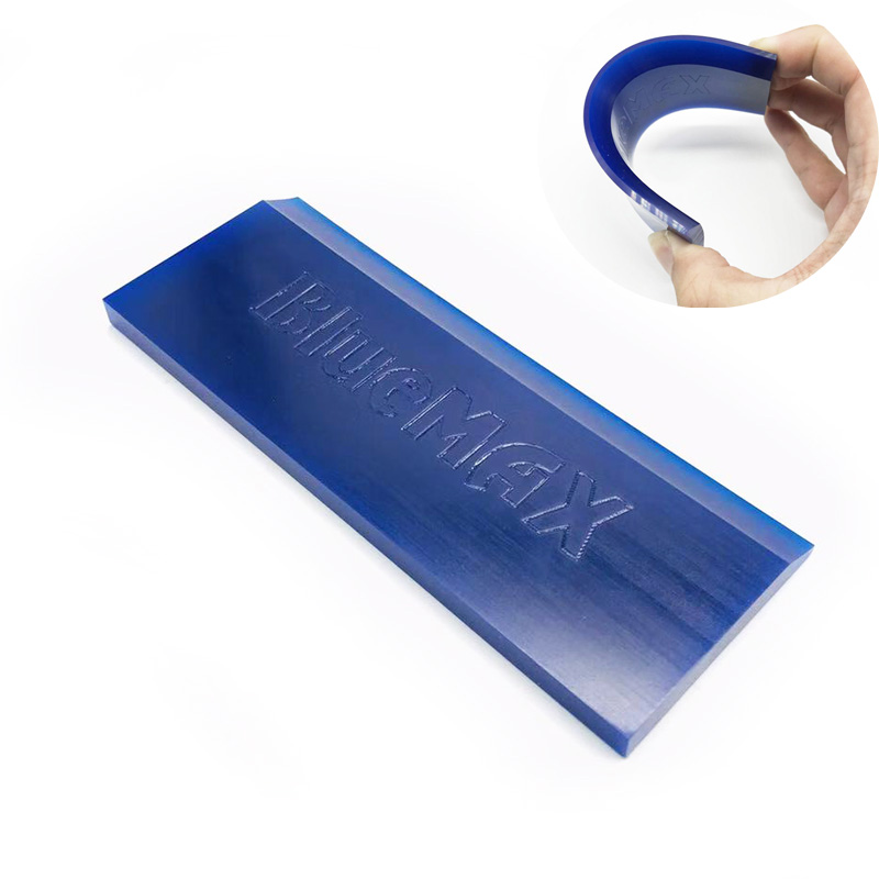 TACARO Rubber BLUEMAX Ice Scraper Spare Blade Window Glass Water Wiper Squeegee Car Snow Shovel Window Tint Vinyl Film Wrap Tool