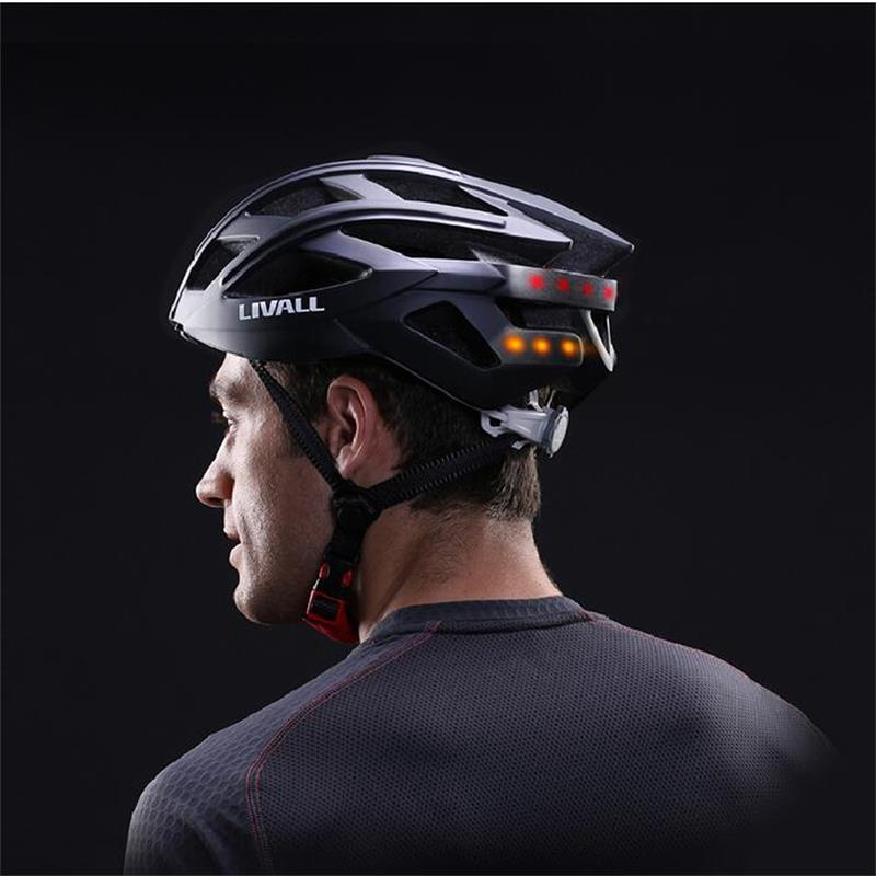 Wholesale !!Smart Cycling Helmet LIVALL Multifunction Bicycle Helmet Bicicleta Capacete Casco Ciclismo Para Bicicleta Ultralight sahoo mtb bike cycling helmet bicicleta capacete casco ciclismo para bicicleta ultralight helmet polarized sunglasses lens