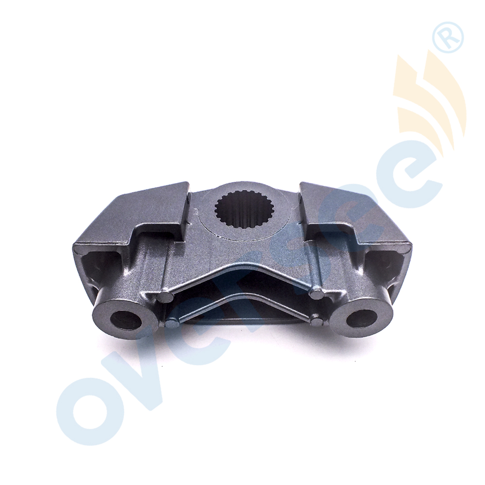663-44551-02-4D HOUSING, LOWER MOUNT RUBBER Fit Yamaha Outboard Engine 50HP 75HP 90HP