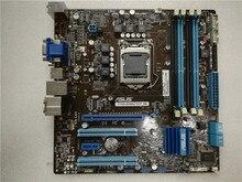 Free shipping original motherboard for ASUS P7H55-M/BM5275 DDR3 LGA 1156 P7H55-M/BM5275/DP boards 16GB Desktop motherborad