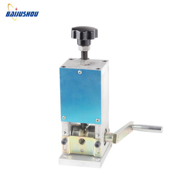 Pro Manual Wire Cable Stripper Stripping Machine For Copper Wire ...