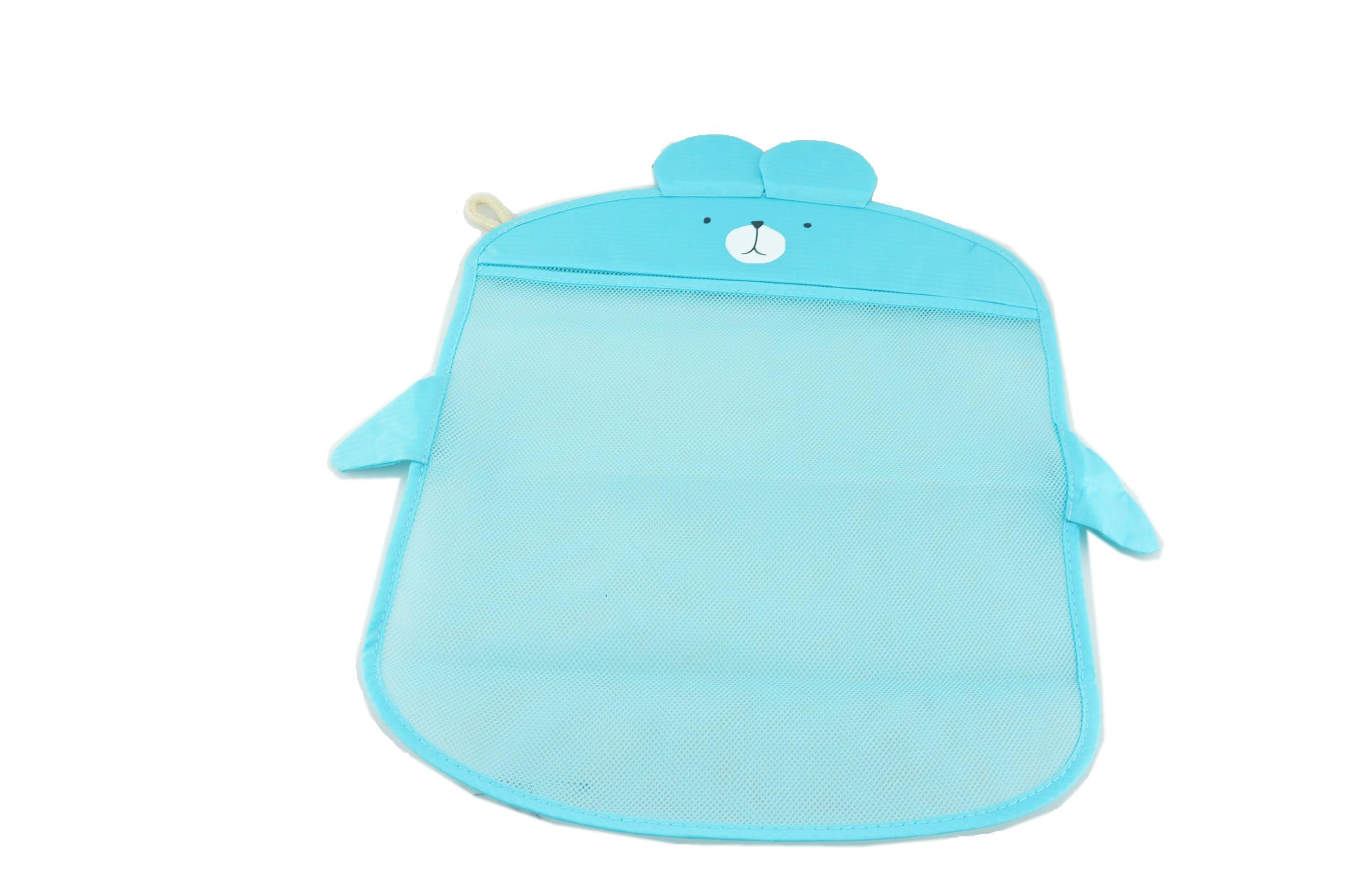 Pink Baby Bathroom Mesh Bag Child Bath Toy Bag Net Animal Shape Cloth Toy furniture bags