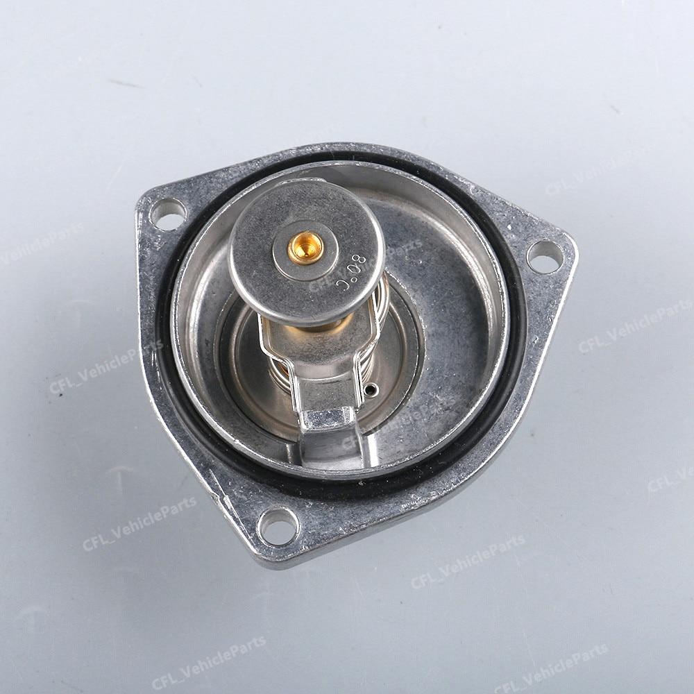 NEW Mercedes R129 W124 W140 Engine Radiator Coolant Thermostat