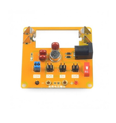 Купить Ad584 High Precision Voltage Reference Module 4-Channel Work On 2.5V/7.5V/5V/10V 4.5-30V